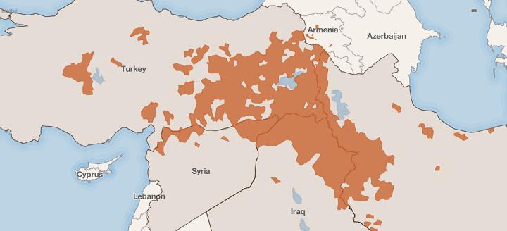 kurdishareas